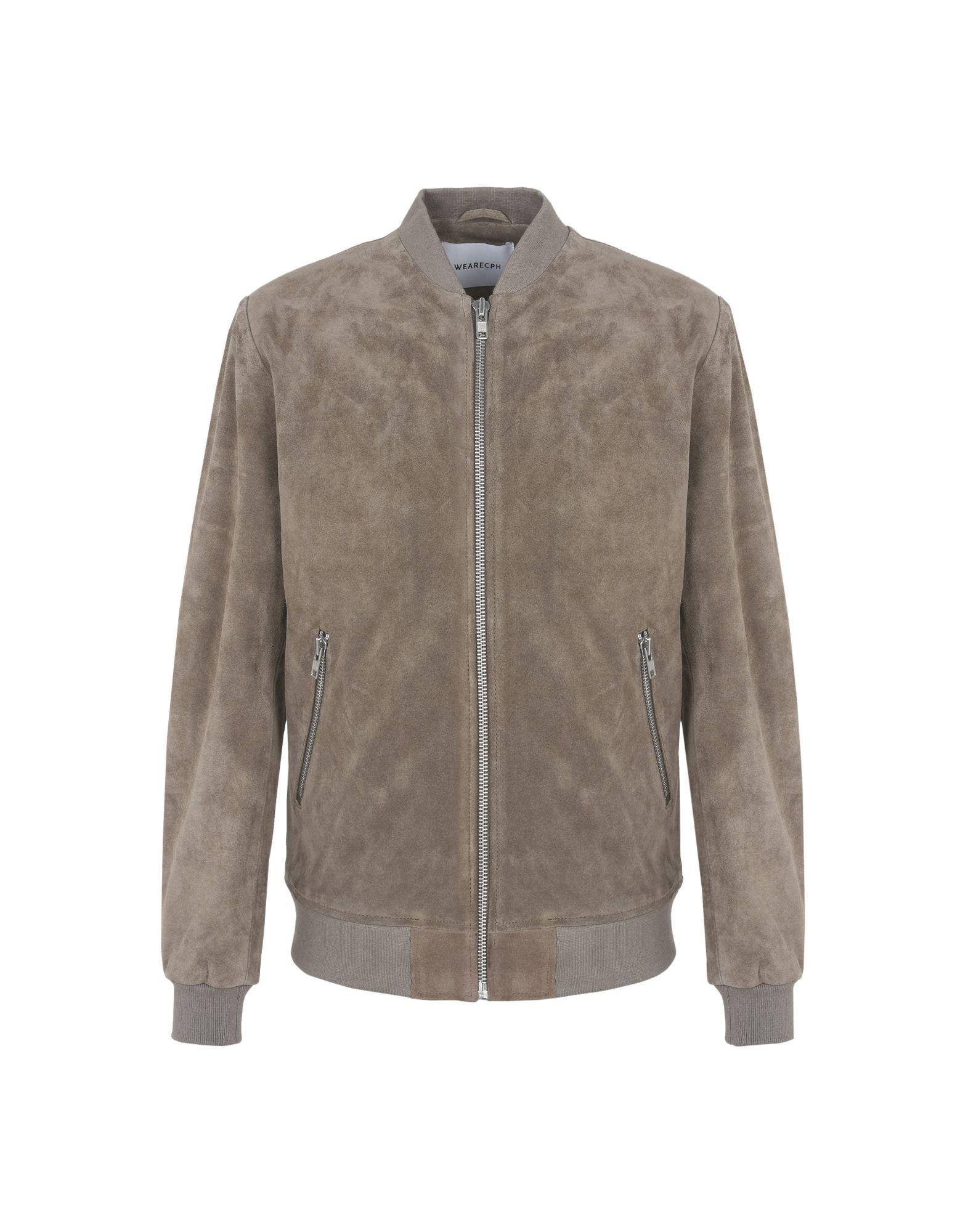 Giubbotto Pelle Wearecph Collins Jacket 570 - Donna - Acquista online su