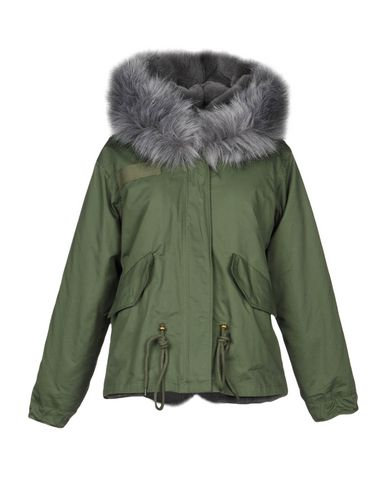 DONT BELIEVE THE HYPE Parka