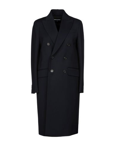 Double Breasted Pea Coat by Dsquared2