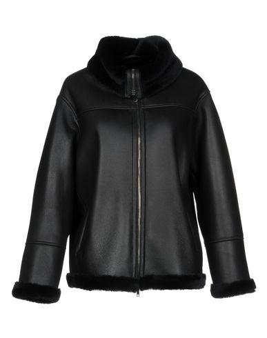Olivieri Biker Jacket - Women Olivieri Biker Jackets online on YOOX United States - 41805602HI