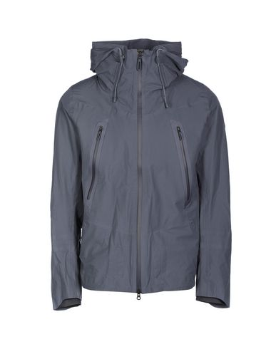 DESCENTE Jackets in Grey