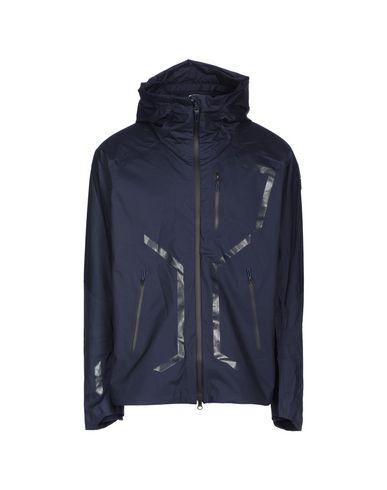 DESCENTE Jackets in Dark Blue