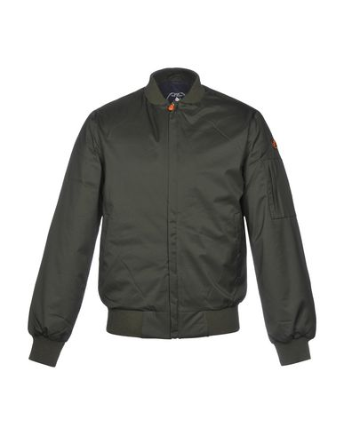 competitive price bf384 64fb0 SAVE THE DUCK Bomber - Coats & Jackets | YOOX.COM