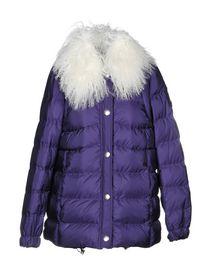 Doudounes femme en ligne  doudounes d hiver, longues et courtes   YOOX a3c52173b33
