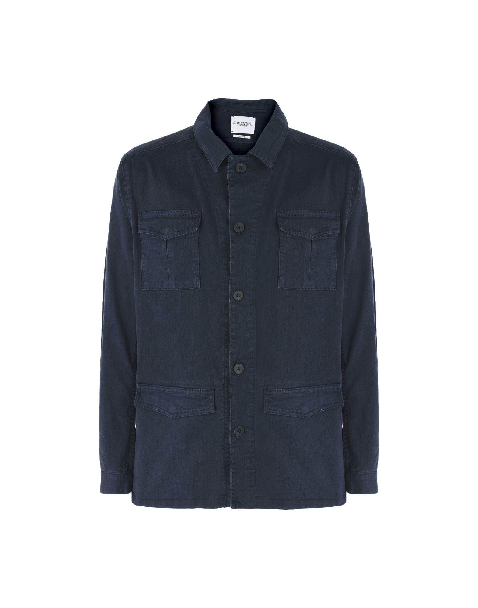 Giubbotto Jeans Essentiel Antwerp Uomo - - Uomo 41806883CH c1ca6f