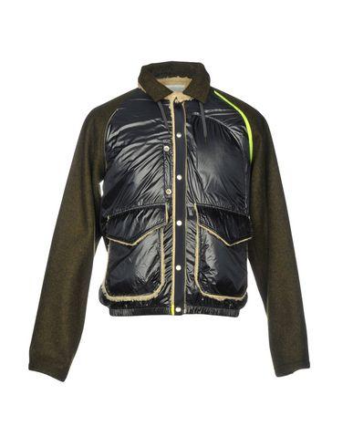 70c76f4339be Kolor Synthetic Down Jacket - Men Kolor online on YOOX Czech ...