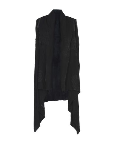 SIMONA TAGLIAFERRI Full-Length Jacket in Black