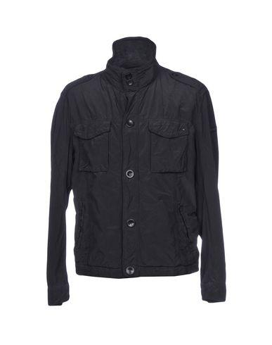 GEOSPIRIT Jackets in Black