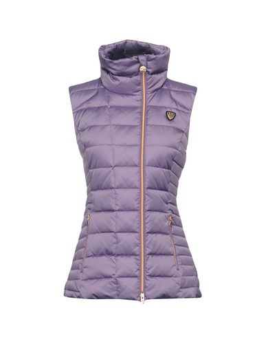 EA7 Down Jacket in Light Purple