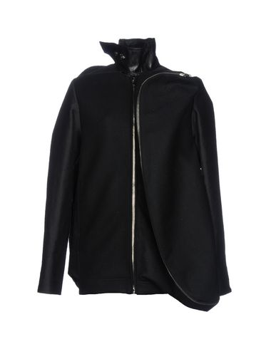a9b5481a3c3 Rick Owens Coat - Women Rick Owens Coats online on YOOX United ...