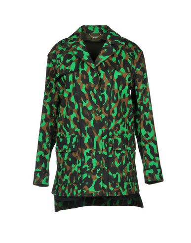 Versace Full-Length Jacket - Women Versace Full-Length Jackets online Coats & Jackets 0P2McLIG best