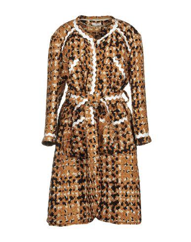 VERONIQUE LEROY Overcoats in Brown