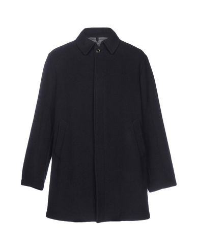 T-JACKET Coat in Dark Blue