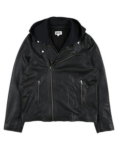 MOLO Biker Jacket in Black