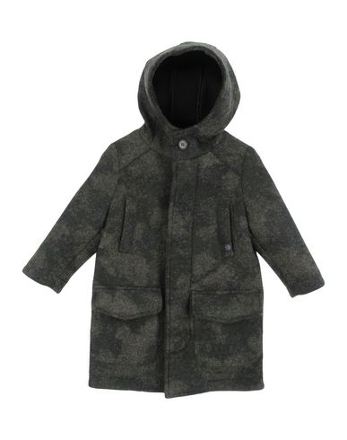 Manteau long fille