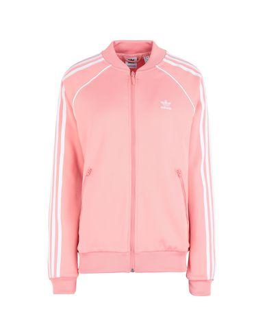 ad0fa41fabcf Giubbotto Adidas Originals Sst Tt - Donna - Acquista online su YOOX ...