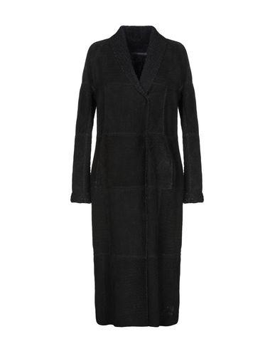 GMS-75 Coat in Black