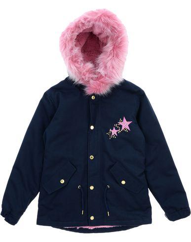 LITTLE MARC JACOBS Jacket in Dark Blue