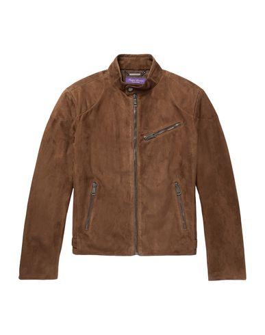 RALPH LAUREN PURPLE LABEL - Biker jacket