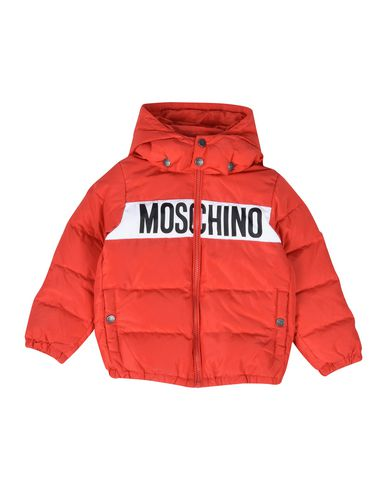 sports shoes 6eb46 de001 MOSCHINO Down jacket - Coats & Jackets | YOOX.COM