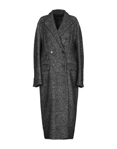 MAURIZIO PECORARO Coat in Black