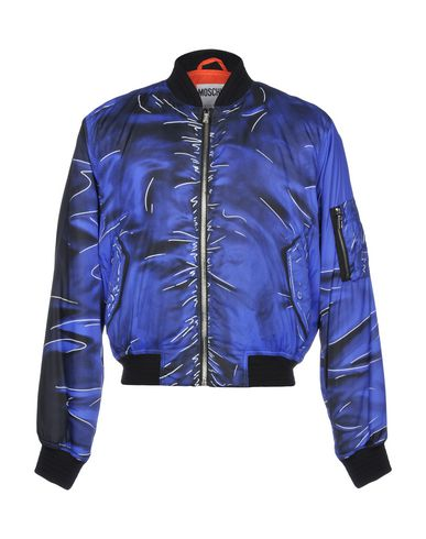 956696a0d0845 Moschino Bomber - Men Moschino Bombers online on YOOX Latvia ...