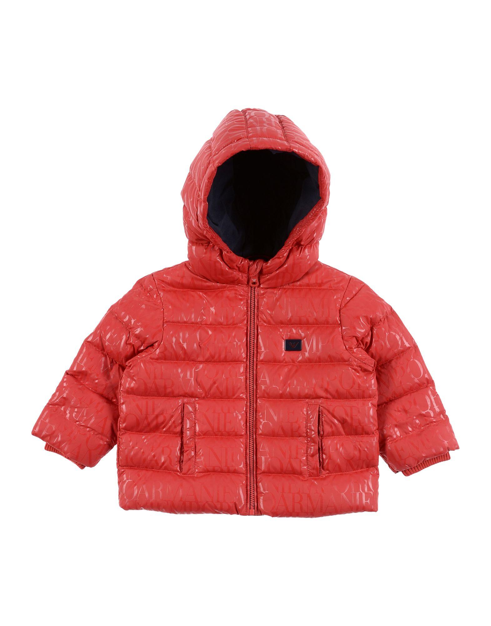 e252728c3 Emporio Armani Down Jacket Boy 0-24 months online on YOOX Portugal