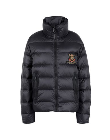 a29df97270eb Polo Ralph Lauren Embroidered Down Jacket - Down Jacket - Women Polo ...