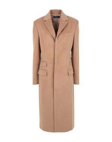 eaf82cc25f6 Manteau Long Polo Ralph Lauren Wool Coat - Femme - Manteaux Longs ...
