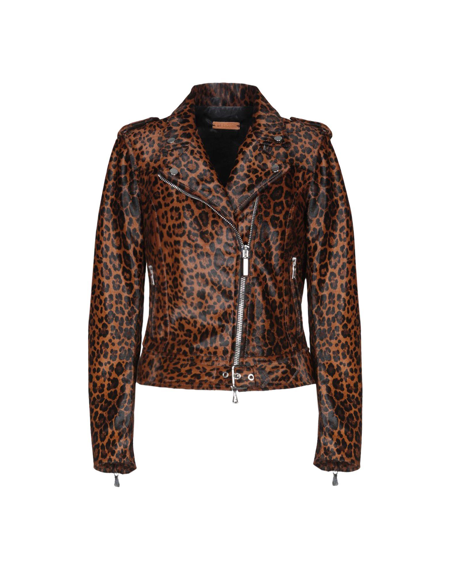 99a75c8a29 Ballin Biker Jacket - Women Ballin Biker Jackets online on YOOX ...