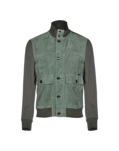 MOORER - Leather jacket