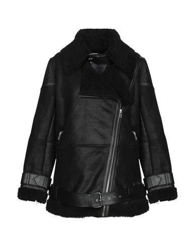 WALTER BAKER Biker Jacket in Black