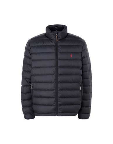 Doudoune Polo Ralph Lauren Packable Quilted Down Jacket - Homme ... 80d458dcc9be
