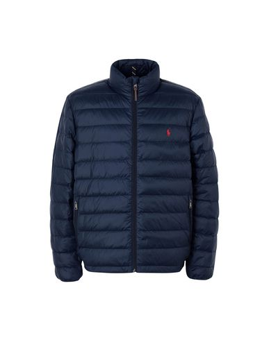 91f1a1e32 Polo Ralph Lauren Packable Quilted Down Jacket - Down Jacket - Men ...