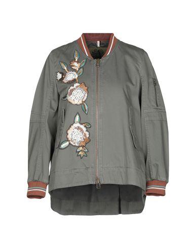 CHAMONIX Jacket in Military Green