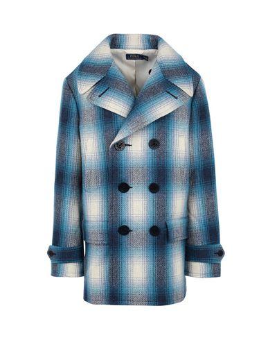 76ed691b0 Polo Ralph Lauren Plaid Wool-Blend Trench Coat - Coat - Women Polo ...