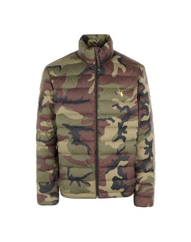 ca51f093 POLO RALPH LAUREN Down jacket - Coats and Jackets | YOOX.COM