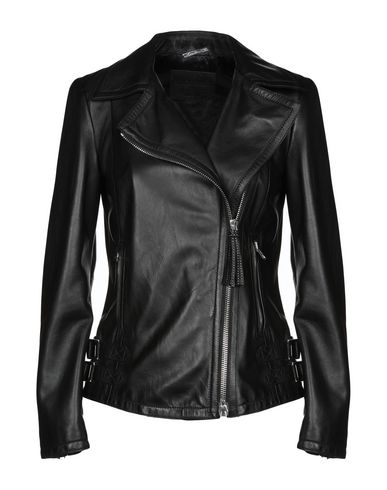 buy cheap huge inventory new high quality GIORGIO ARMANI Biker jacket - Coats and Jackets | YOOX.COM