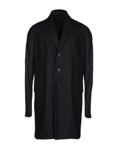 DORIANI Coat in Dark Blue