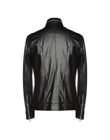 Cuir Noir En London Yes Blouson zPgqt