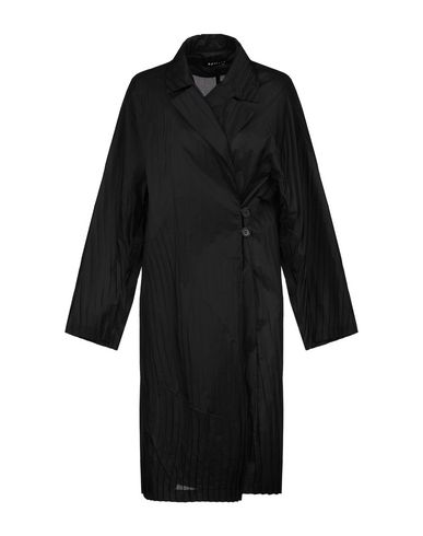 AHIRAIN Full-Length Jacket in Black