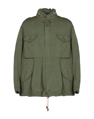 9dc836724 424 x ALPHA INDUSTRIES Jacket - Coats & Jackets | YOOX.COM