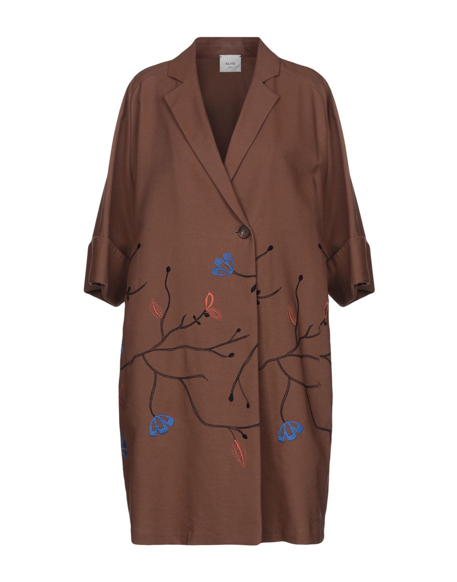 Jacket Jackets Alysi en Full Women Estados Yoox Unidos 41841158la en Length línea w1OEqIaWOx