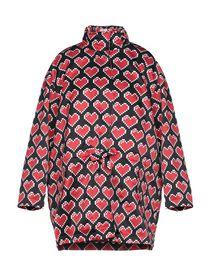 Cappotti Donna Moschino Collezione Primavera-Estate e Autunno ... a8c412043d0a