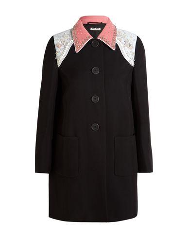 Miu Miu Coat - Women Miu Miu Coats online on YOOX United States ... 62ec9d53bd