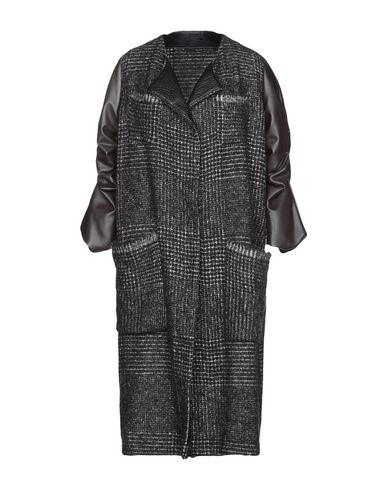 MAURIZIO PECORARO Coat in Steel Grey