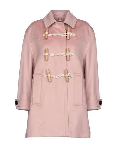41842187ex Burberry Coat Coats Duffle Femme Sur Yoox 6Fgq8xg
