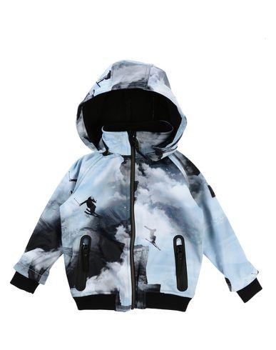 MOLO Jacket in Light Grey
