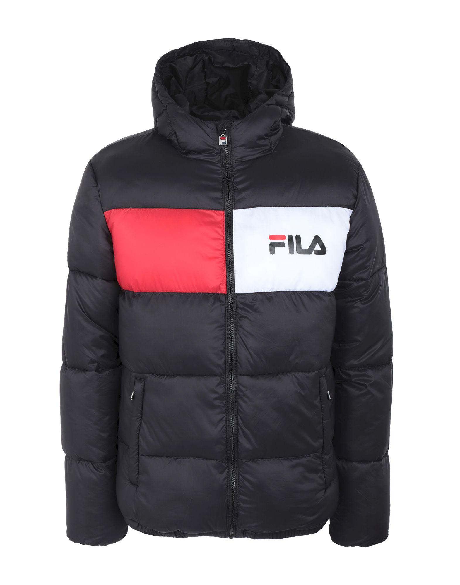 Fila Heritage Floyd Padded Puff Jacket Synthetische