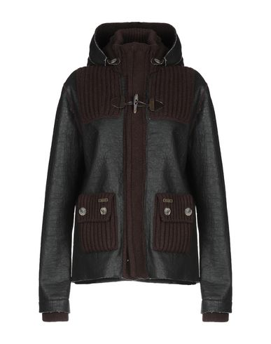 BARK Jacket in Dark Brown